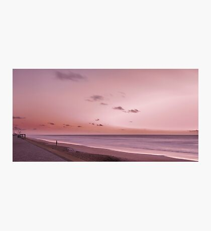 Pink Dawn Photographic Print