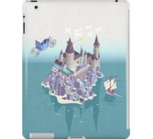Hogwarts series (year 4: the Goblet of Fire) iPad Case/Skin