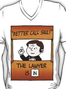 Better Call Saul Lawyer T-Shirt