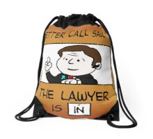 Better Call Saul Lawyer Drawstring Bag