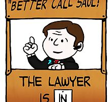 Better Call Saul Lawyer by BaseDess
