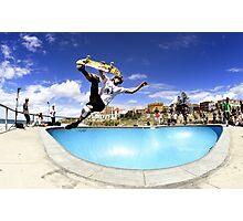 Bucky Lasek - Bondi 2010 Photographic Print
