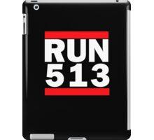 RUN 513 iPad Case/Skin