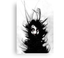 Coiling and Wrestling. Dreaming of You Canvas Print