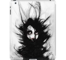 Coiling and Wrestling. Dreaming of You iPad Case/Skin