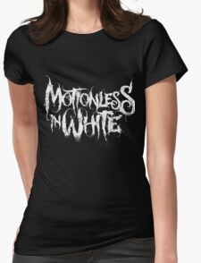 Motionless in White Womens Fitted T-Shirt