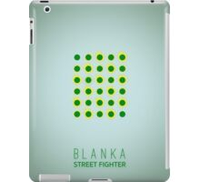 Street Fighter - Blanka iPad Case/Skin