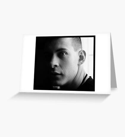 Justin.  Greeting Card