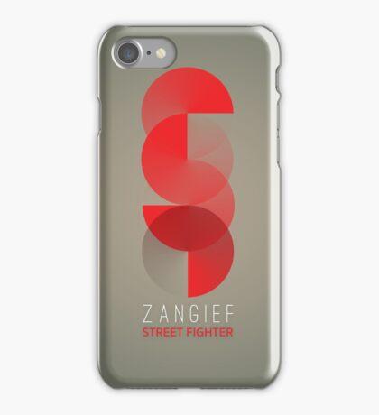 Street Fighter - Zangief iPhone Case/Skin
