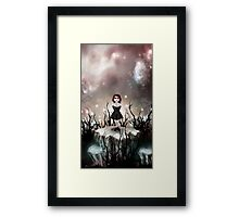 Underneath the Stars Framed Print