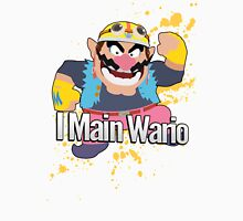 I Main Wario - Super Smash Bros. Unisex T-Shirt