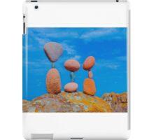 Retro Triplet iPad Case/Skin