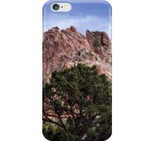 Garden of The Gods Park iPhone Case/Skin