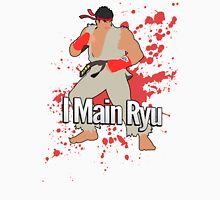 I Main Ryu - Super Smash Bros. Unisex T-Shirt