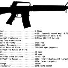 M16A2 Black by colinking