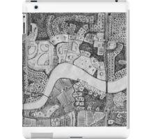 Franklin Town iPad Case/Skin