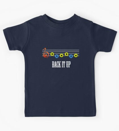 Song of Time Kids Tee