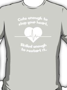 RN Nursing Cute LPN Doctor Funny T-Shirt