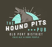 Dishonored - The Hound Pits Pub by PossiblySatan