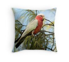 A Tasty Mouthful! Throw Pillow