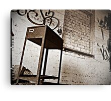 Empty Rooms Metal Print