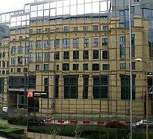 Andrew Strathern Building by Nik Watt