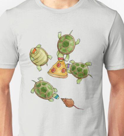 The Ninja Turtles Unisex T-Shirt