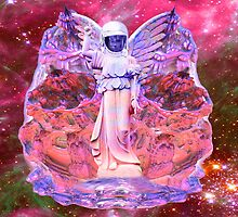 Space Angel by Icarusismart