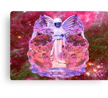 Space Angel Canvas Print