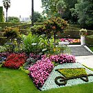 Public gardens in Constance, Germany by BronReid