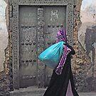 Stonetown Woman, Zanzibar by Adrian Paul