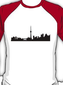 Toronto Blue Skyline Shirt T-Shirt