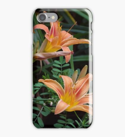 Matching Lilies iPhone Case/Skin
