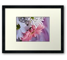 Just Breathe Framed Print