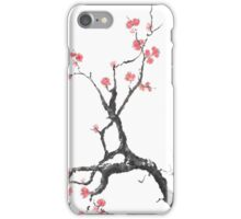 New hope sumi-e painting iPhone Case/Skin