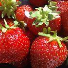Strawberries by Mark Chandler