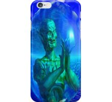 Monster in a Bubble iPhone Case/Skin