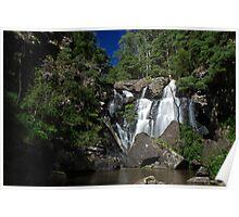 Stevenson Falls Poster