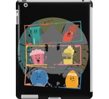 trivia crash iPad Case/Skin