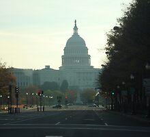 Capital Morning - Washington by DanielRyan
