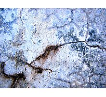 Moonlit Icescape Photographic Print