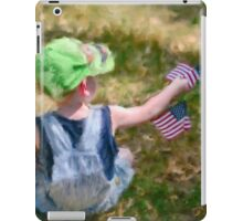 4th of July iPad Case/Skin