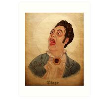 Viago - What We Do In The Shadows Art Print