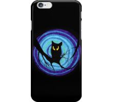 time for child stories: the EVIL OWL iPhone Case/Skin
