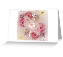 Cheer for a dull day Greeting Card