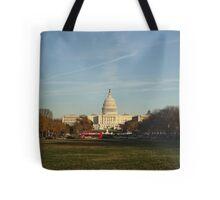 Capital Building - Washington DC Tote Bag