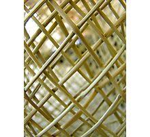 basket case Photographic Print