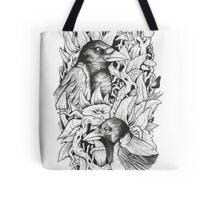 Bird's Nest Tote Bag