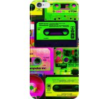 Cassette Tapes iPhone Case/Skin