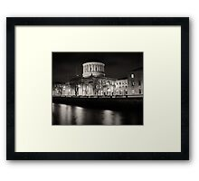 The Four Courts, Dublin Framed Print